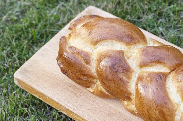 Swiss Plaited Loaf
