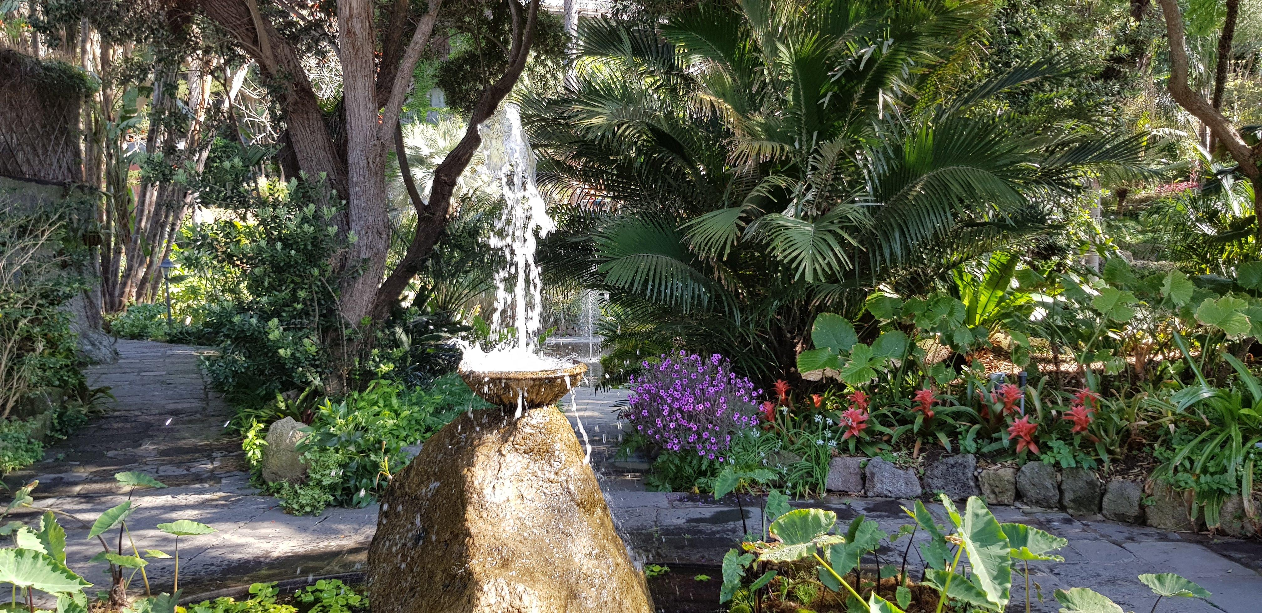 La Mortella Gardens