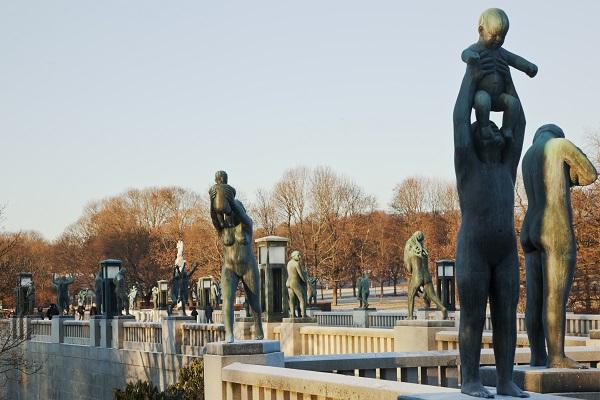 Olso Sculpture Park
