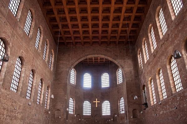 Constantine's Basilica Trier