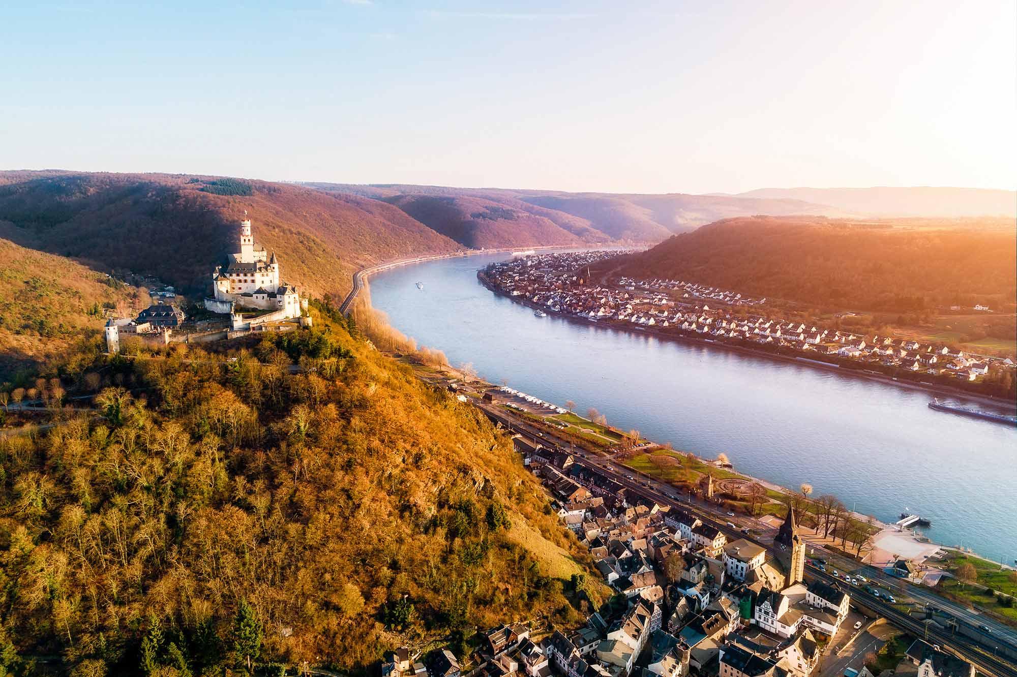 A great trip on the Rhine