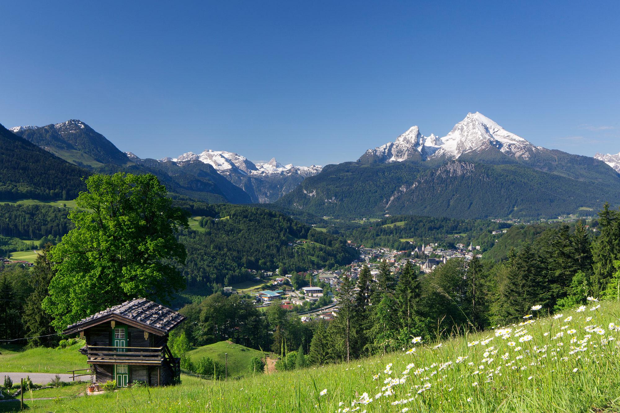 Krakow and Berchtesgaden