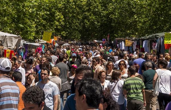 El Rastro Madrid