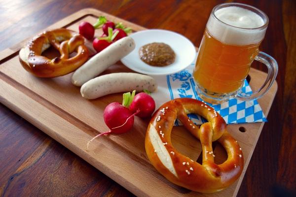 Bavarian Breakfast
