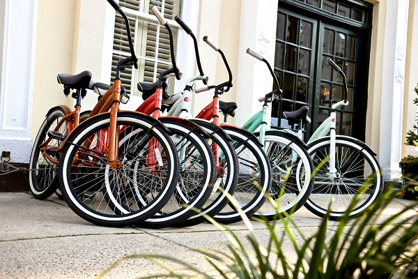 Hotel With Bikes