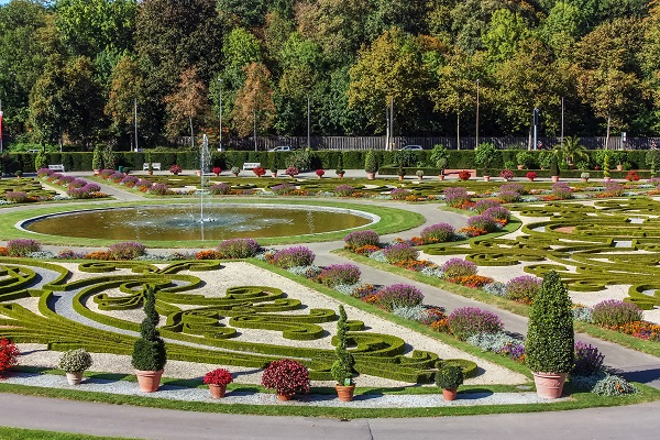 Residential Palace Gardens Ludwigsburg