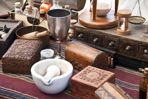 Alchemists Desk