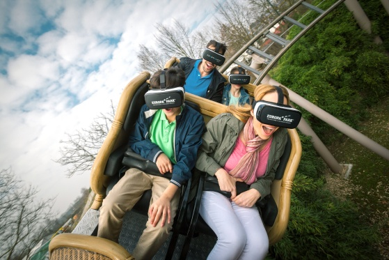 Pegasus VR Ride