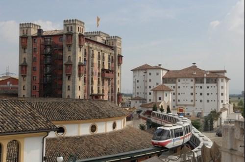 Castillo Alcazar Europa-Park