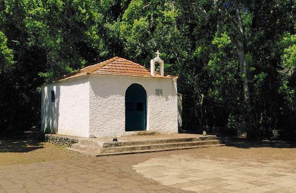 Chapel of Our Lady Of Lourdes La Gomera