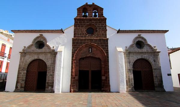 Church of The Assumption La Gomera