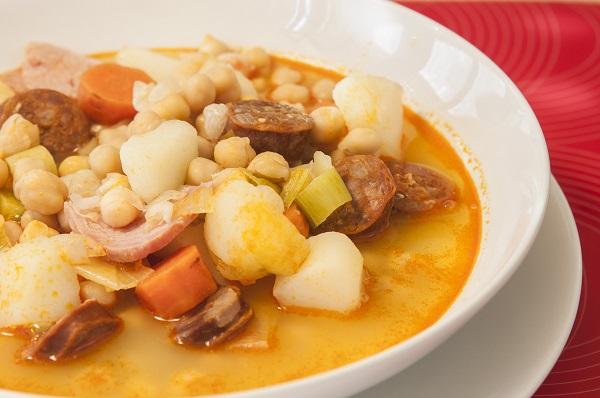 Madrid Stew