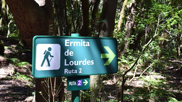 Walking Route National Park