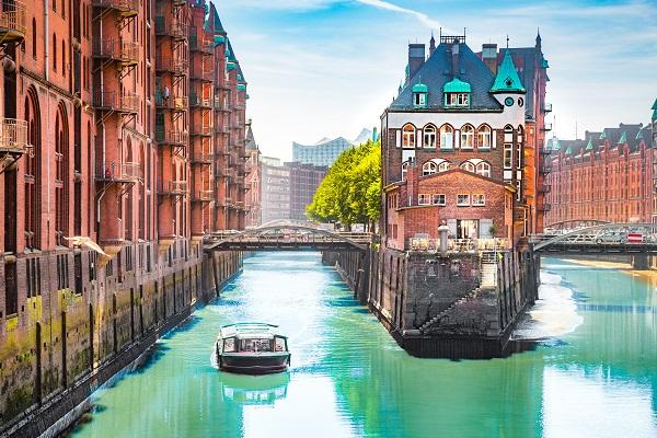 Warehouse Disctrict Hamburg