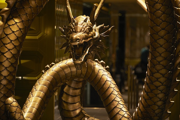 Seven Seas Splendor Dragon