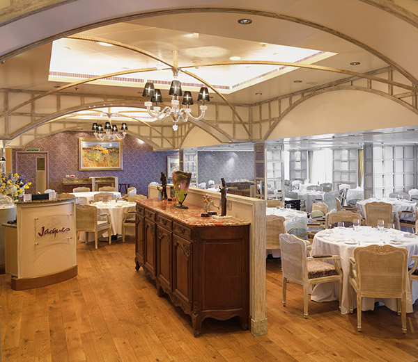 Jacques Pepin Restaurant