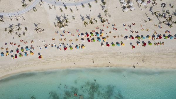 Ocean Cay Beach