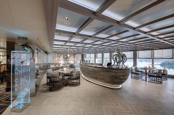 Ocean Cay Restaurant