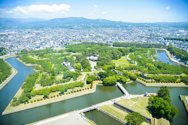 Goryokaku Park Hakodate