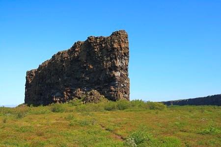 Asbyrgi Canyon Iceland