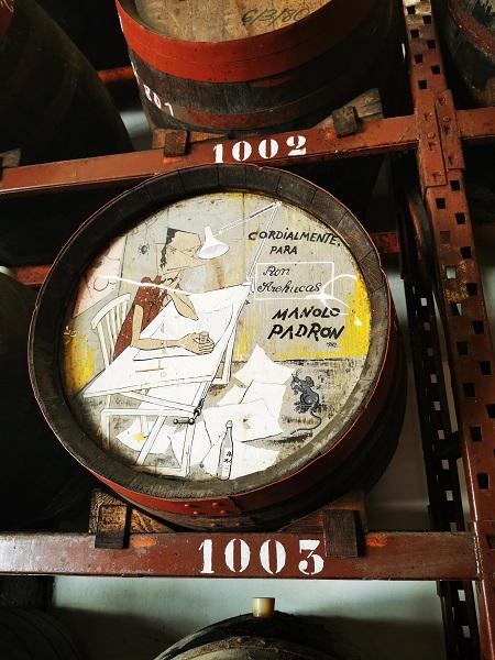 Rum Barrel Gran Canaria