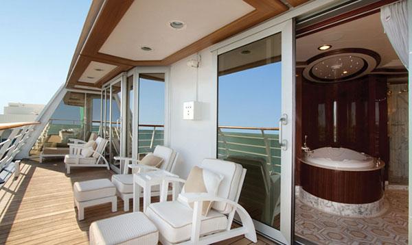 Oceania Cruises Owner's Suite