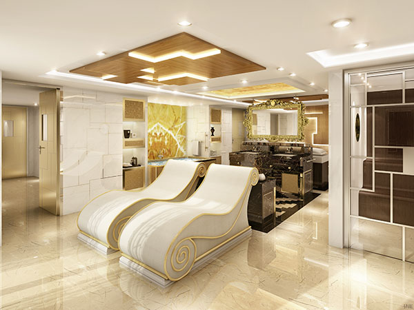 Regent Seven Seas Regent Suite
