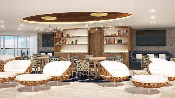 Celebrity Flora Observation Lounge