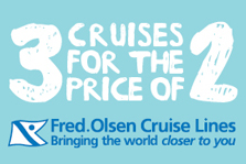 3 Cruises For The Price Of Two