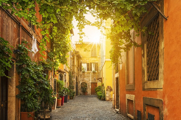Trastevere Neighbourhood