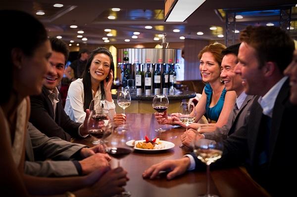 Celebrity Cruises Cellar Masters