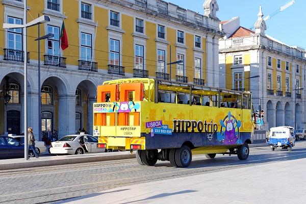 Lisbon Amphibious Vehicle