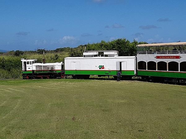 St Kitts Railway