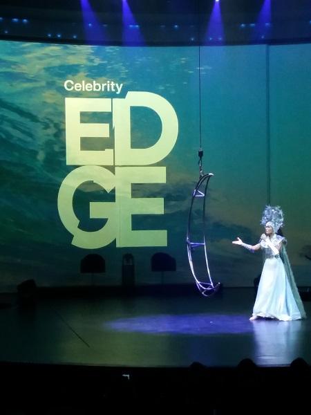 Celebrity Edge Performance