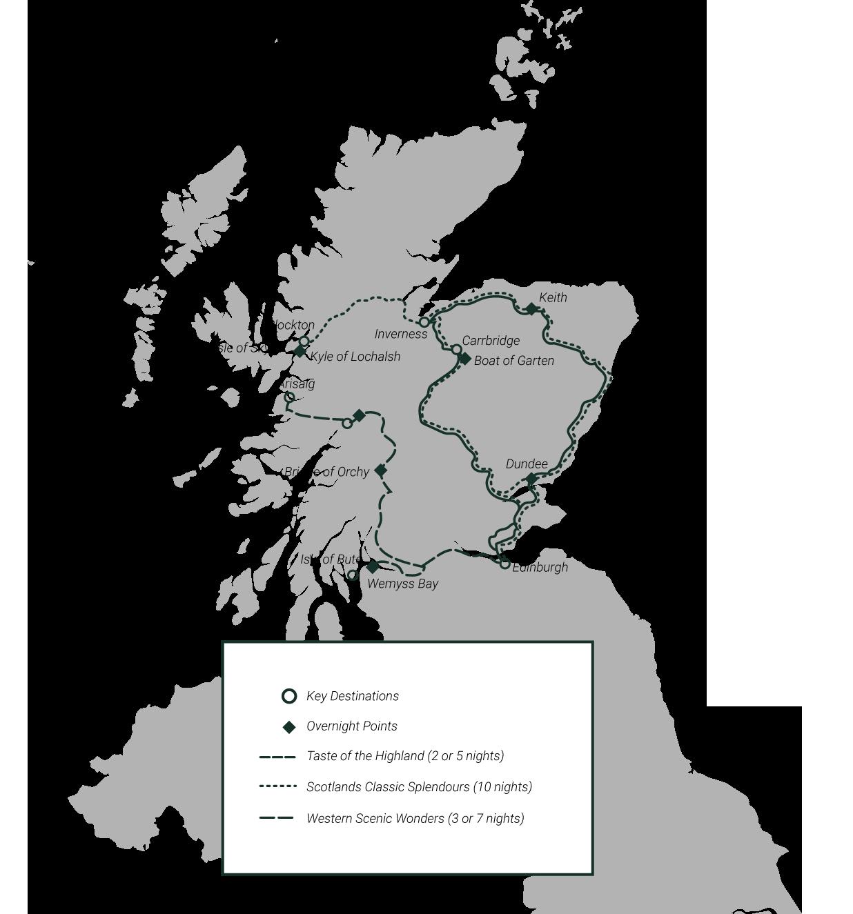 Royal Scotsman, A Belmond Train