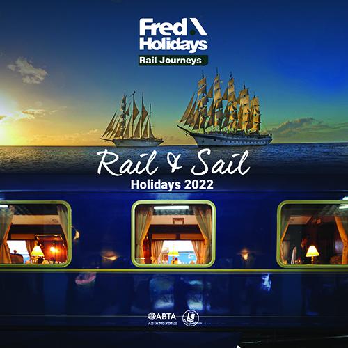 Rail & Sail Holidays 2022