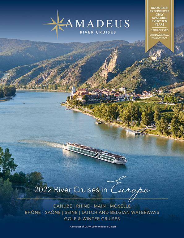 Amadeus River Cruises 2022