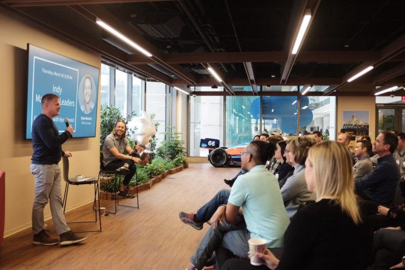 Four Takeaways from a First-Time Tech Startup CMO