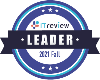ITreview Leader 2021 Fall