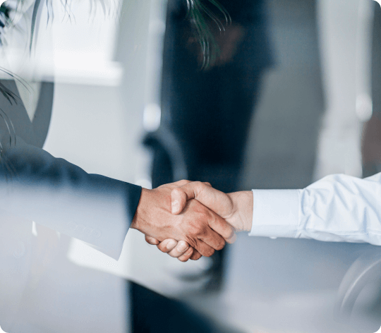Enterprise handshake