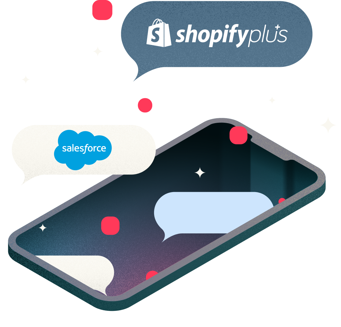 Salesforce and Shopify integration