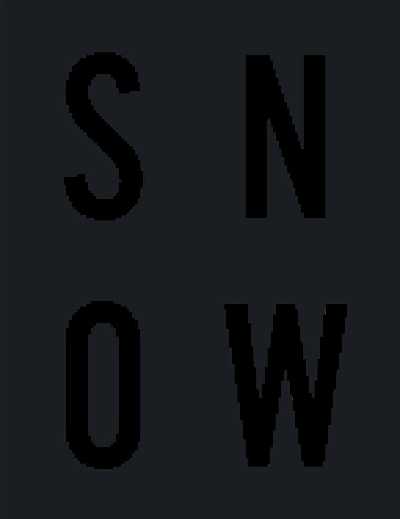 Snow agency logo