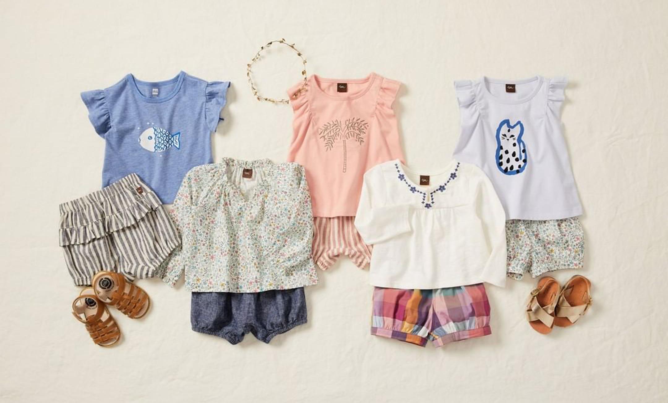 Tea Collection children's clothes