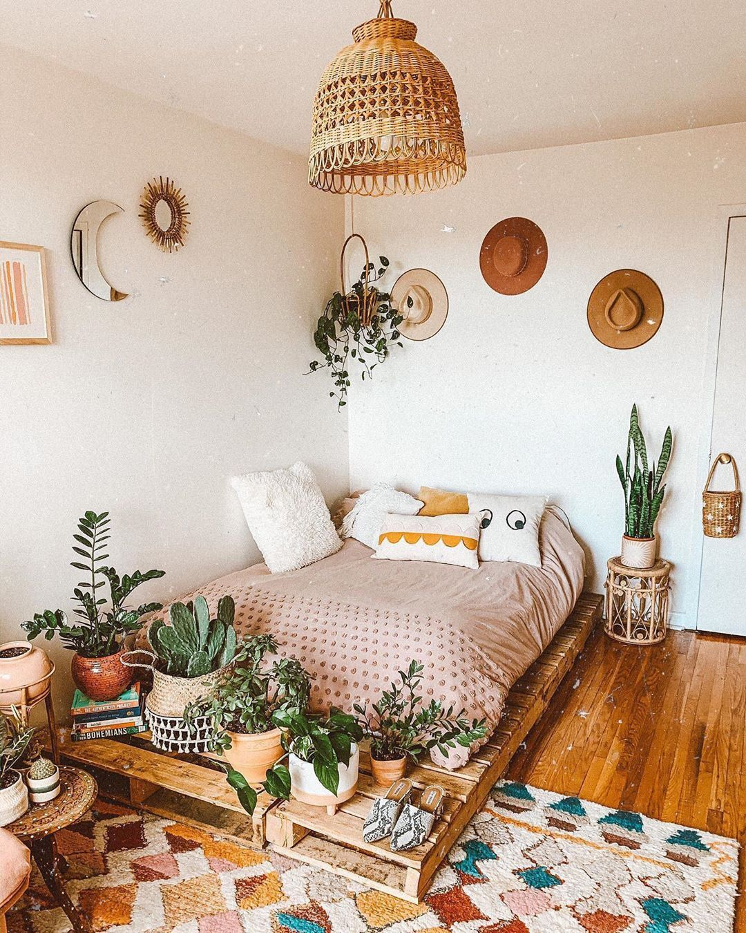 Urban Outfitters decorative bedroom