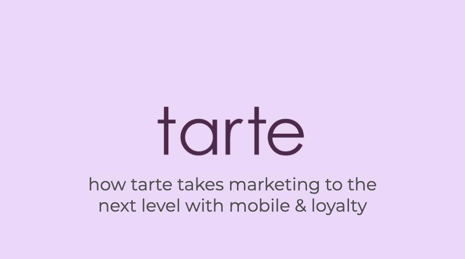 Purple Tarte background