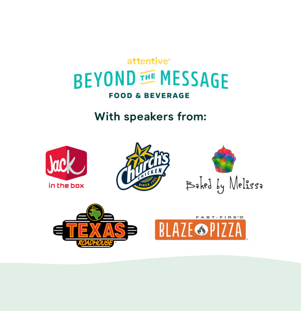 Beyond the Message food and beverage brands