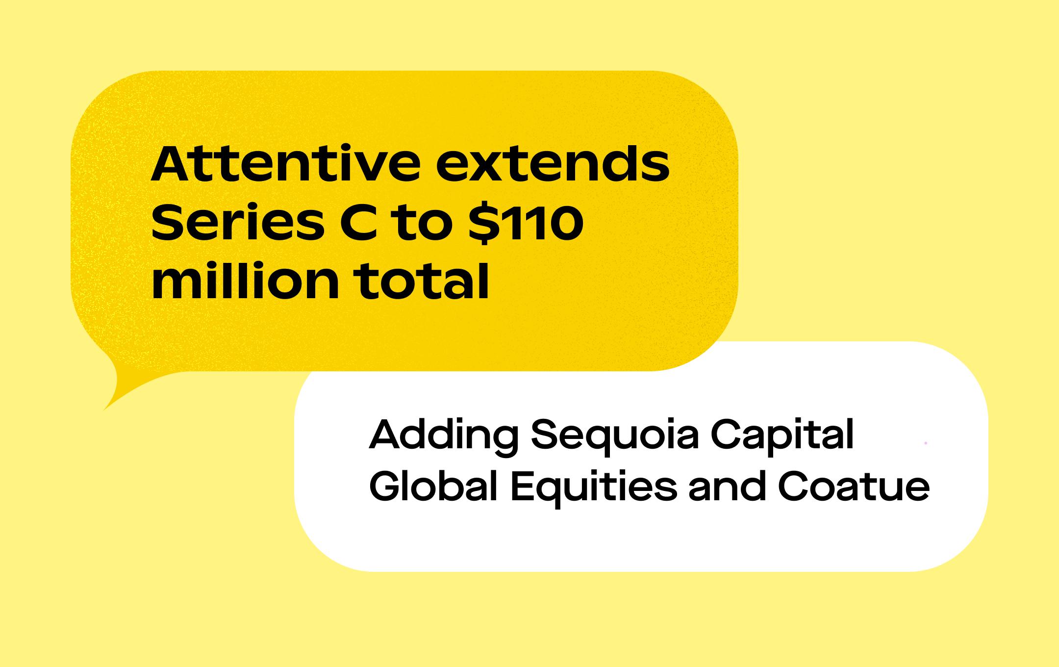 Series C funding announcement graphic