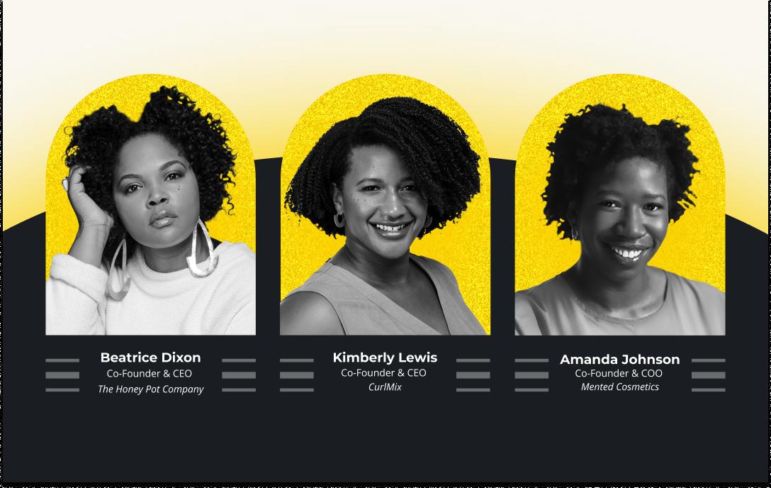Black Entrepreneurship Panel speaker profiles