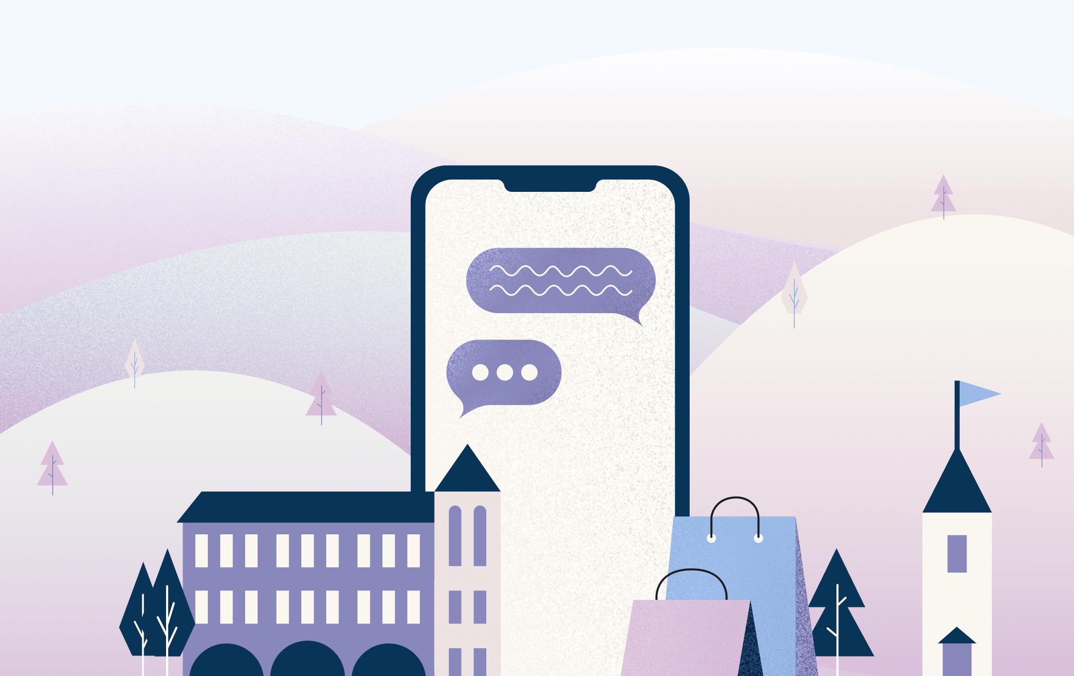SMS holiday marketing ideas