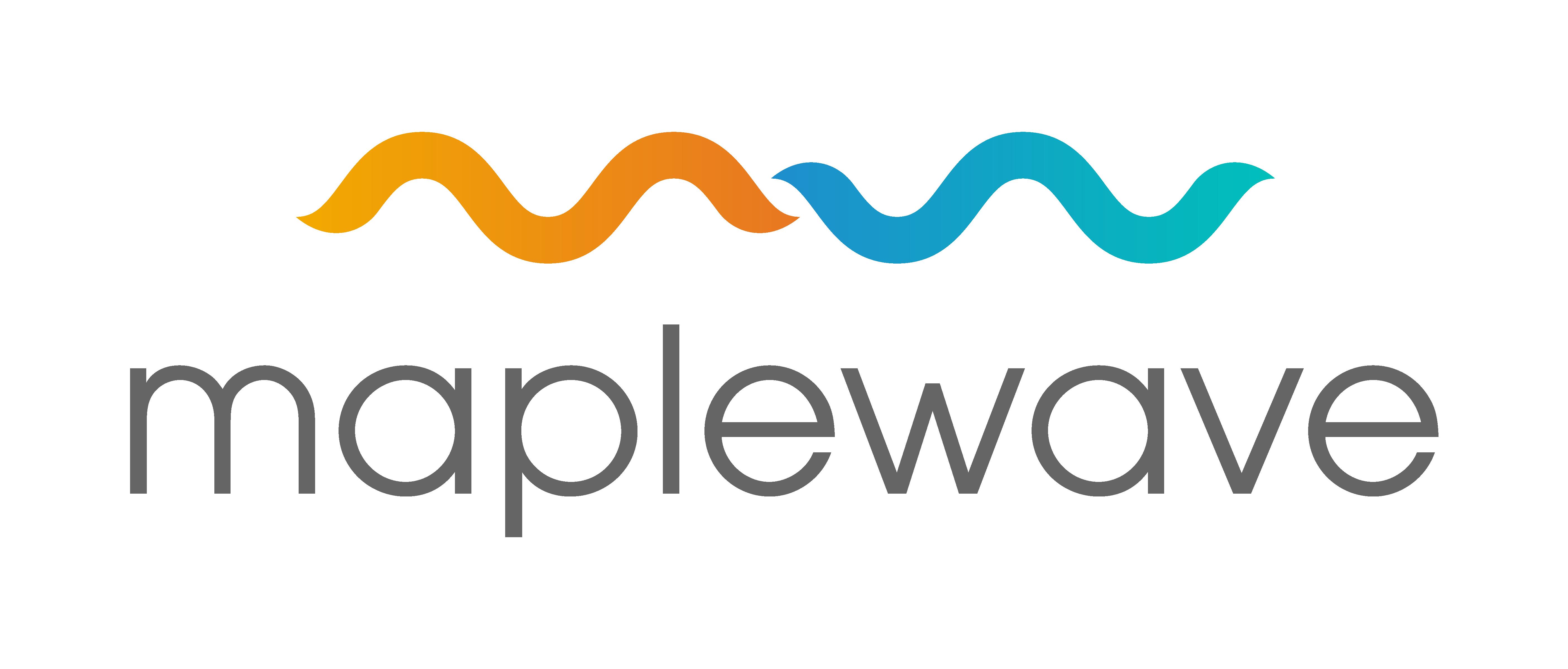 Maplewave company logo